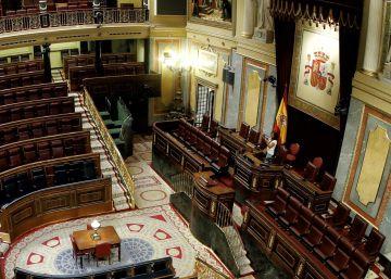Las Cortes gastaron 600.000 euros en 39 viajes internacionales en la legislatura fallida