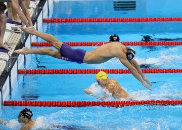 Phelps se va de Río con cinco oros y otras imágenes de la jornada
