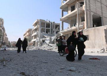 Alepo, 'la madre de las batallas' sirias