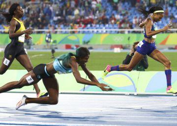 Shaunae Miller, oro en 400 metros femenino