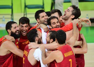Las 17 medallas de España, en imágenes