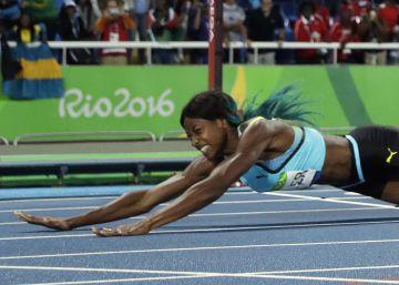 Vídeo | Miller se lanza de cabeza y otras imágenes de Río que no te puedes perder