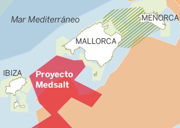 Explotación de petróleo y gas en el Mediterráneo