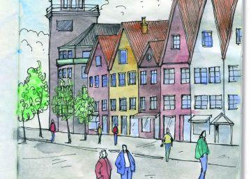 Bergen o lo inesperado