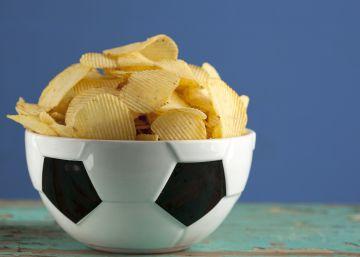 Cómo quemar las calorías de su aperitivo