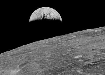 Hace 50 años vimos por primera vez la Tierra desde la Luna