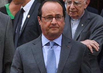 François Hollande no tiene prisa por casarse