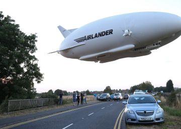 El dirigible que no es