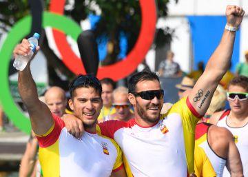 El piragüismo gana el quinto oro español y otras imágenes que no te puedes perder