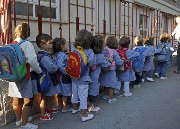 El síndrome postvacacional también afecta a los niños