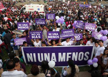 Las mujeres de Perú dan un paso adelante