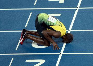 Vídeo | Bolt logra la triple corona en 200 y otras imágenes que no te puedes perder