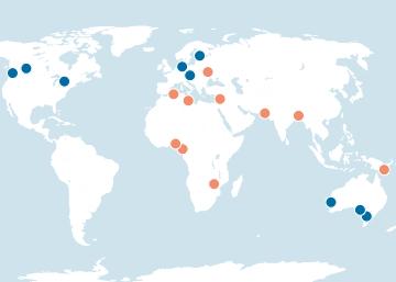 Las mejores y las peores ciudades del mundo para vivir