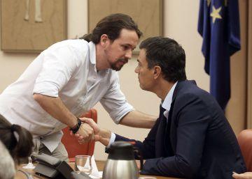 Debilidad de Podemos