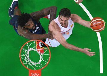El baloncesto español, al borde de derrotar a EE UU y otras imágenes de la jornada