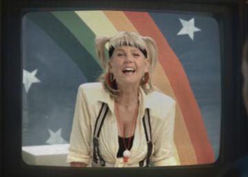 Xuxa regresa desde los años 80 para promocionar 'Stranger Things'