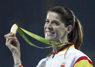 Así consiguió Ruth Beitia la medalla de oro y otras imágenes que no te puedes perder