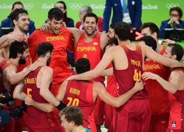 Bronce de infarto para el baloncesto y otras imágenes de la última jornada en Río