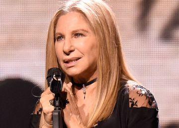 Barbra Streisand quiere que Siri pronuncie bien su apellido