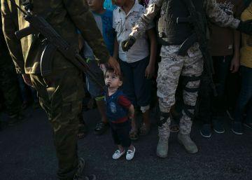 Dejen a los niños fuera de sus guerras