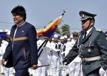Evo Morales se blinda contra el imperio