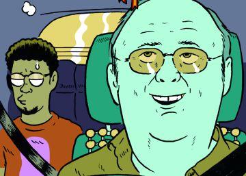 El taxista cinéfilo
