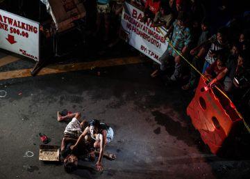 La guerra contra la droga en Filipinas, en imágenes