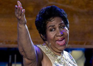 Aretha Franklin cancela sus conciertos por recomendación médica