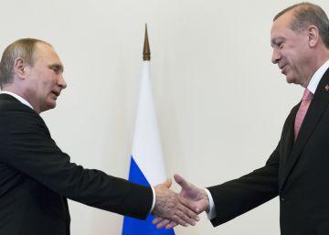 La fascinación turca de Putin