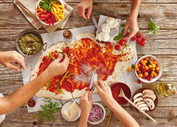 Si no lleva queso y tomate no es una pizza