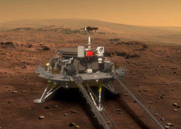 Así será la primera misión china a Marte