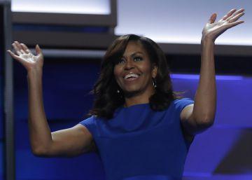 Michelle Obama no le teme al ridículo