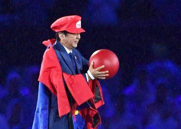 'Abe, Mario' y otros iconos de una era virtual