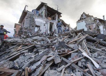 Municipios afectados por el terremoto en Italia consideran