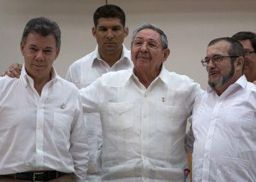 Directo: El acuerdo de paz entre el gobierno de Colombia y las FARC