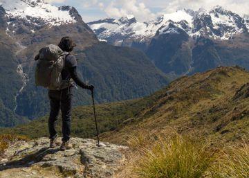 Localizada ilesa una excursionista tras un mes desaparecida en Nueva Zelanda