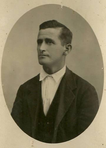 Rafael Martínez Moro, uno de los asesinados de La Pedraja.