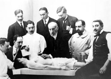 Franco contra Ramón y Cajal