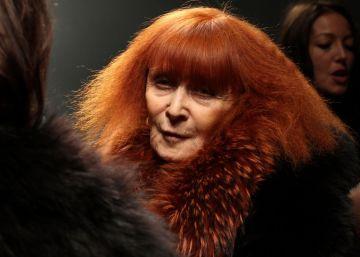 Muere la diseñadora Sonia Rykiel a los 86 años