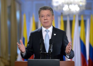 Colombia, at peace