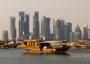 Doha: El capitalismo como gran show urbanístico