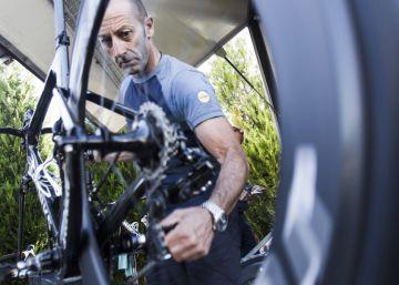 La vida de un equipo en la Vuelta