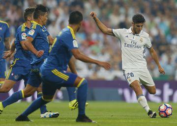Real Madrid - Celta de Vigo, en imágenes