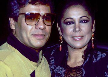 Juan Gabriel hizo el disco con el que reaparecerá Isabel Pantoja
