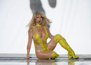 El esperado (y fracasado) regreso de Britney Spears a los premios MTV