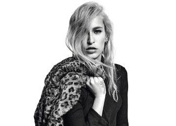 La nueva musa de Karl Lagerfeld es brasileña y se llama Alice Dellal