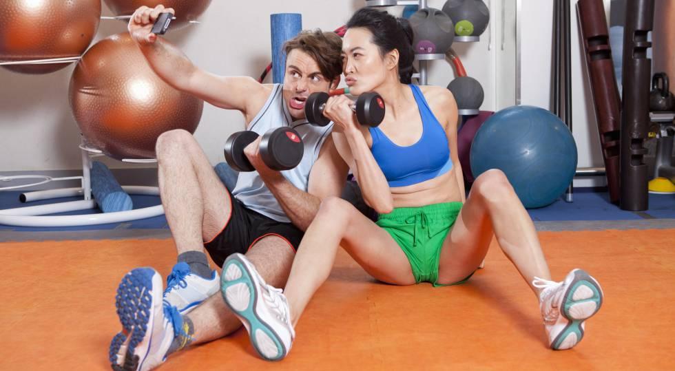 Adelgazar un kilo con cuatro movimientos
