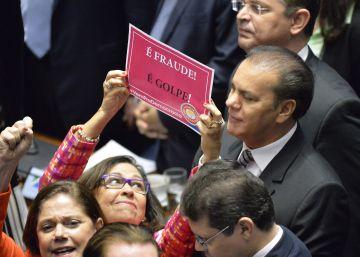 Golpe bajo en Brasil