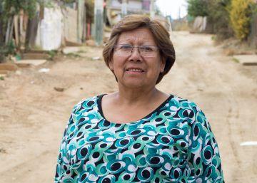 Lideresas de las favelas de Chile