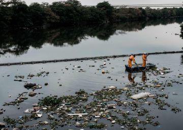 La contaminación aumenta en la mayoría de los ríos de América Latina, África y Asia